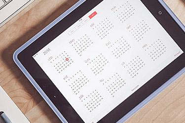 calendar-on-ipad