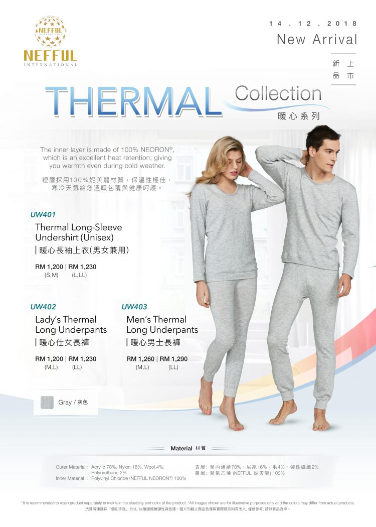 THERMAL COLLECTION