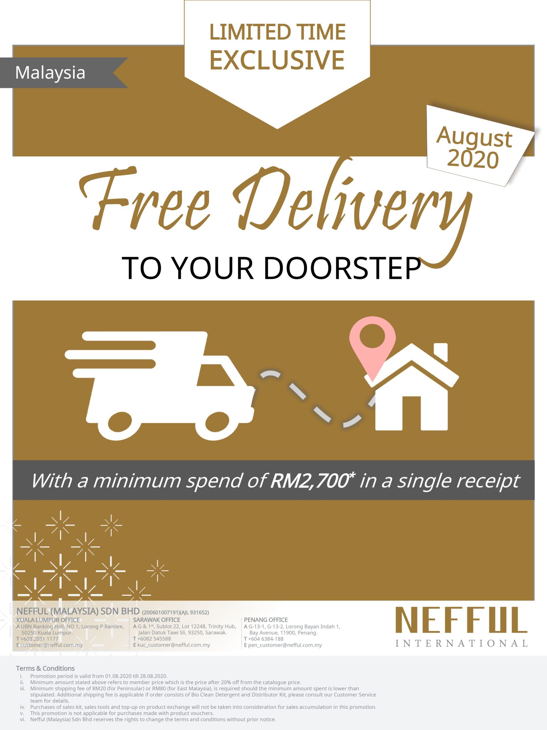 Free Delivery DM EN