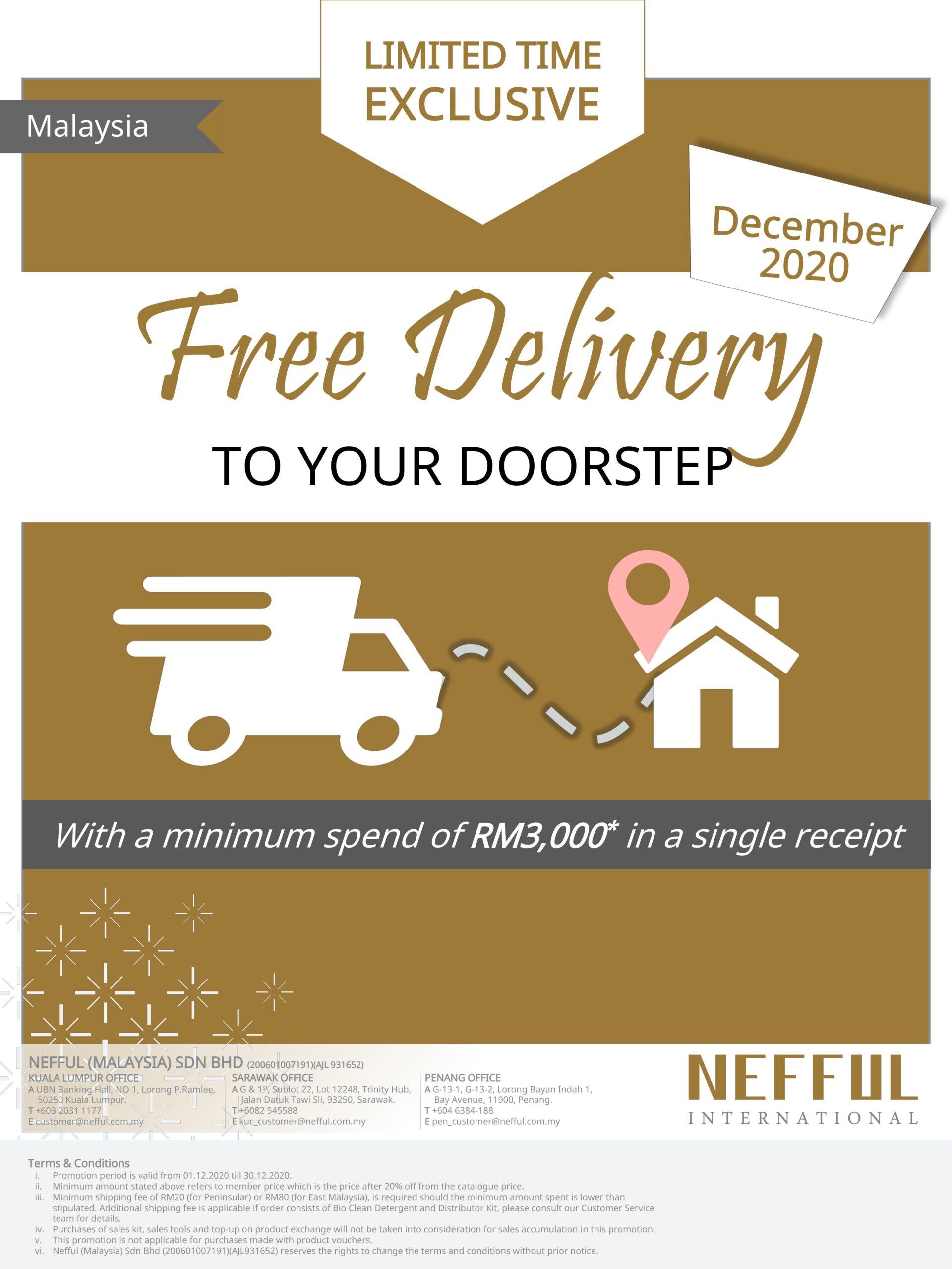MYEN Free Delivery DM_December